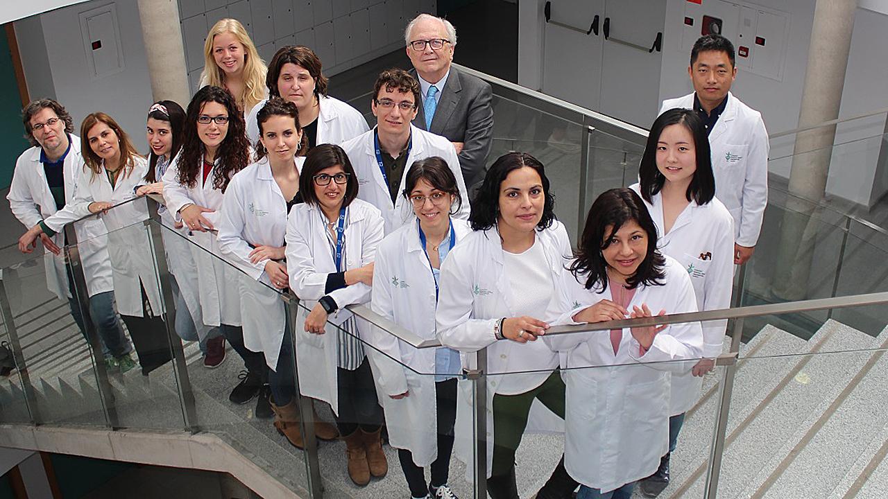 Grupo del Ciberonc en el Hospital General Universitario de Valencia liderado por Carlos Camps.