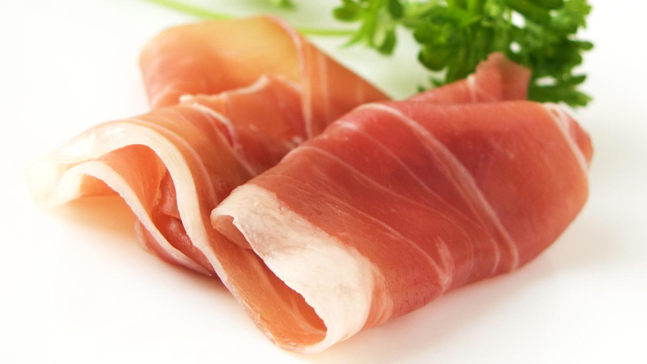 El jamón de bellota, un alimento saludable.
