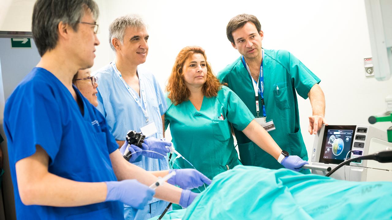 ¿ha habido alguna vez cirugía de próstata inversa español