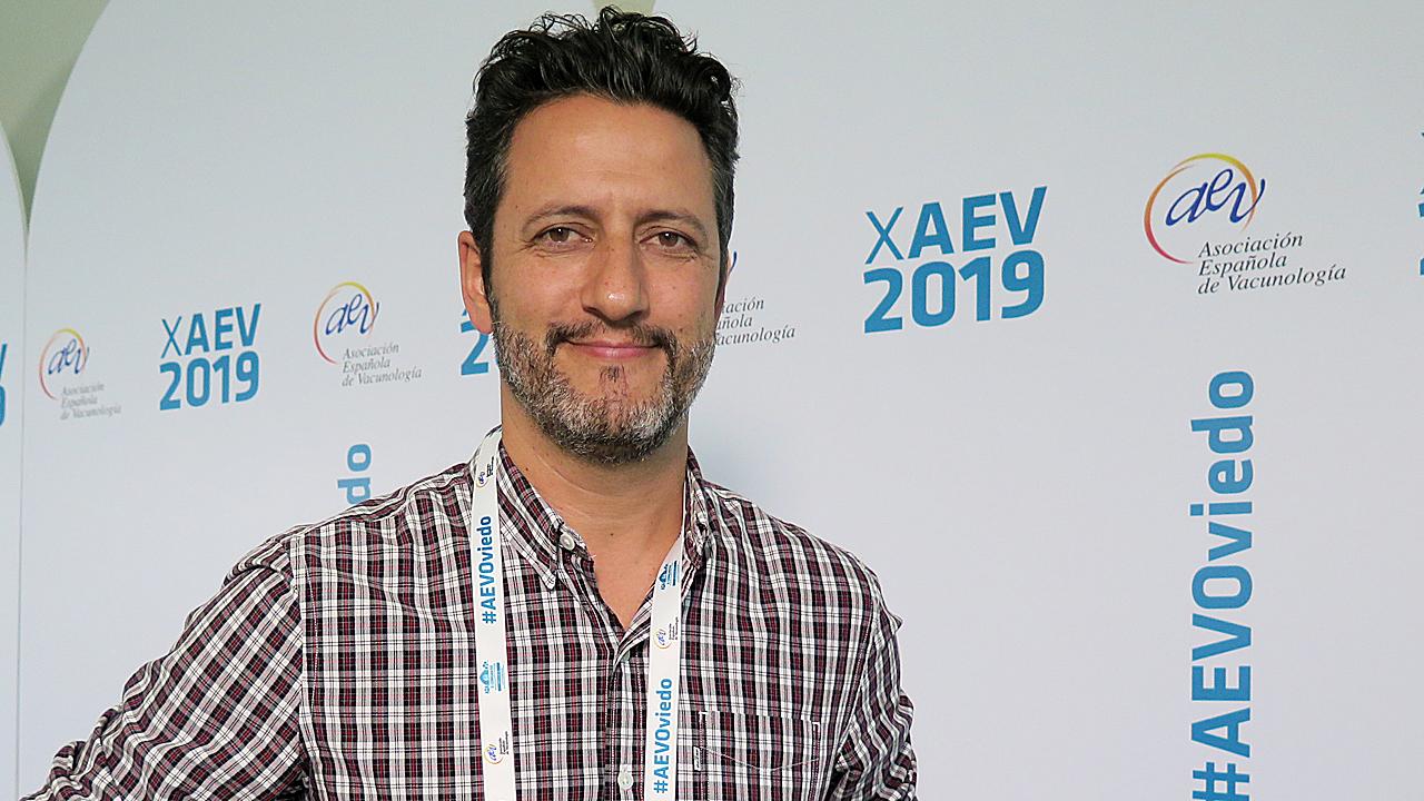 David Moreno, del servicio de Pediatría del Hospital Materno Infantil de Málaga y director del Programa Estratégico de Vacunaciones de Andalucía.