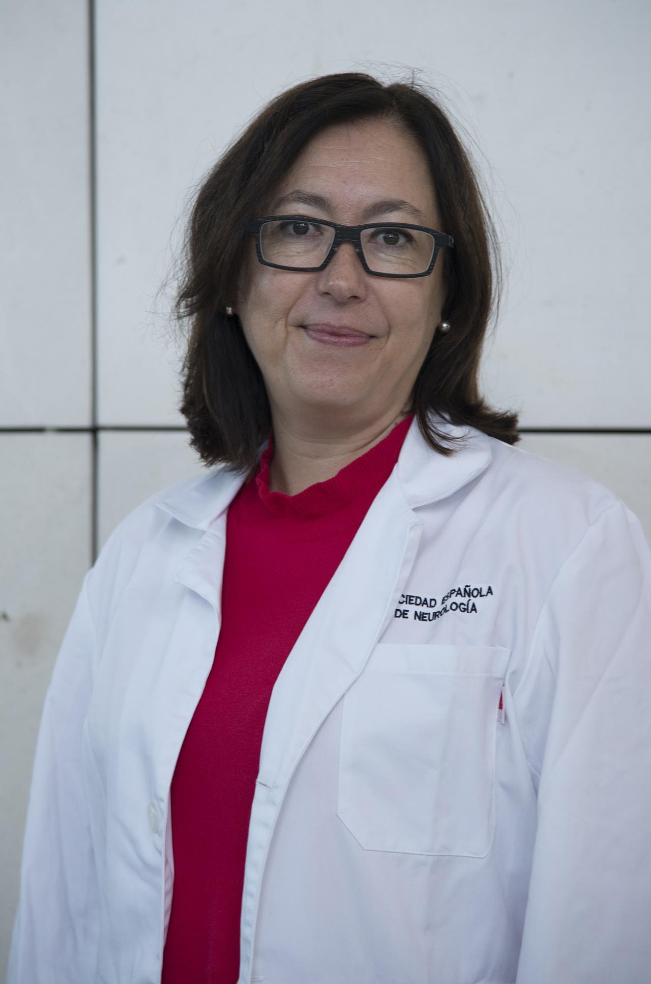 Mar�a Alonso de Leciñana, coordinadora del Grupo de Estudio de Enfermedades Cerebrovasculares de la Sociedad Española de Neurolog�a (SEN).