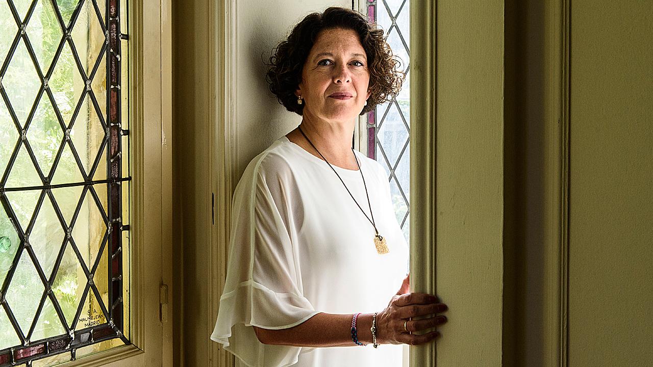 Ruth Vera, presidenta de la SEOM.
