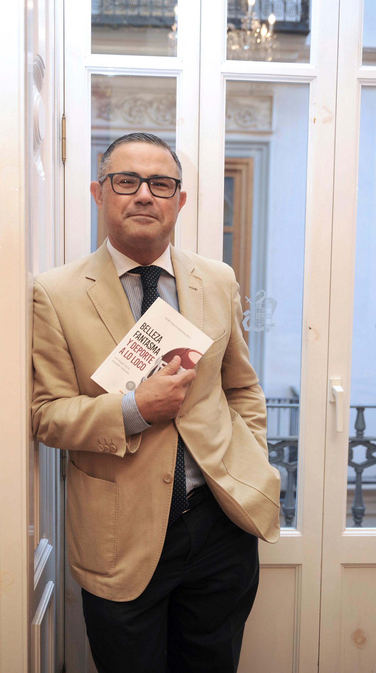Emilio Garc�a Sánchez, profesor de Bioética en Ciencias de la Salud de la Universidad CEU-Cardenal Herrera de Valencia.