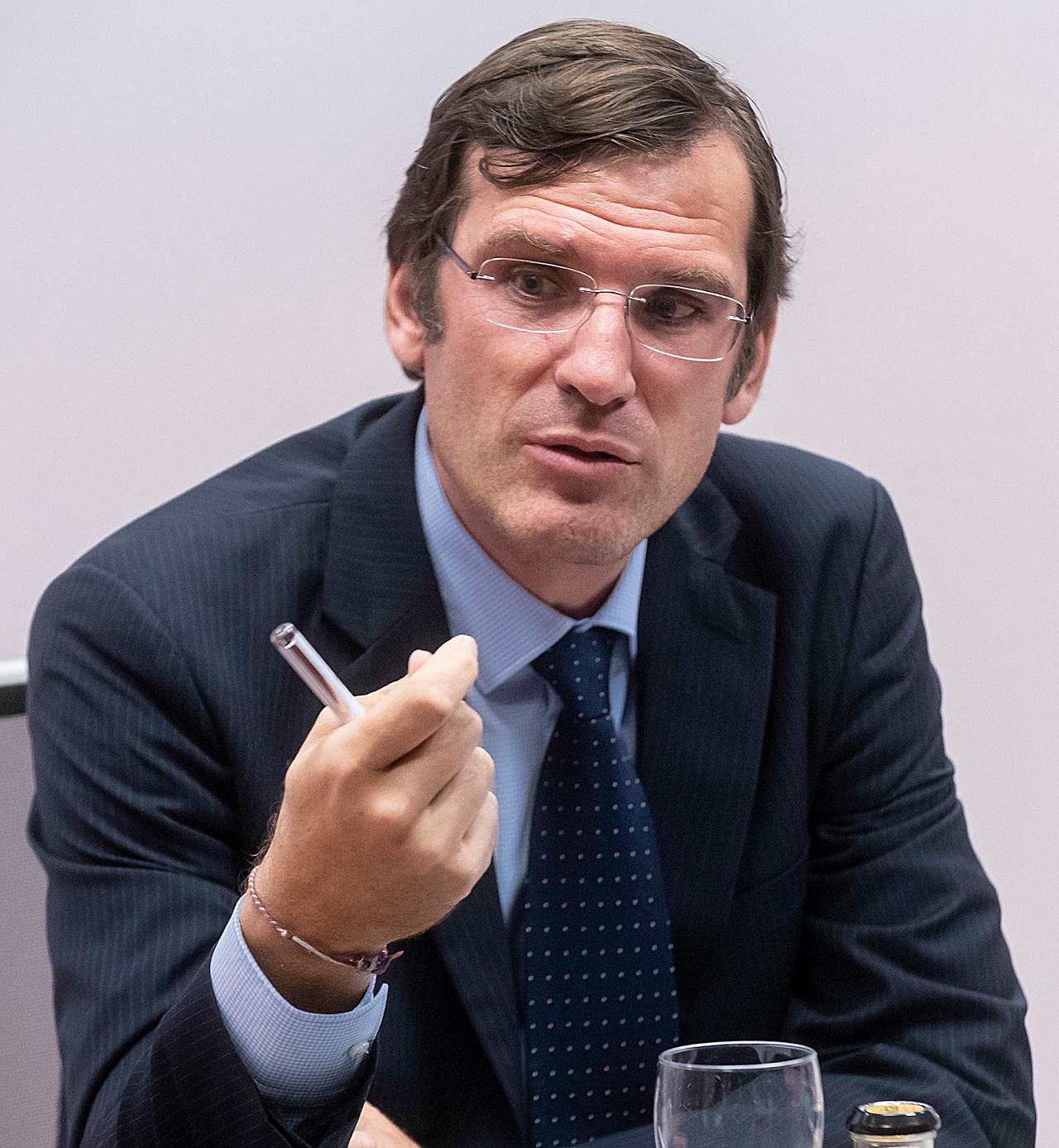 Jesús Echarri, farmacéutico comunitario de Madrid