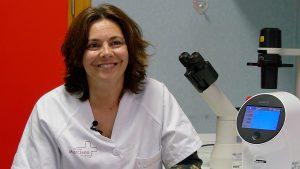 Mar�a Luisa Cayuela, el grupo de Telomerasa, Cáncer y Envejecimiento del IMIB y del Hospital Cl�nico Universitario Virgen de la Arrixaca (HCUVA), en Murcia.