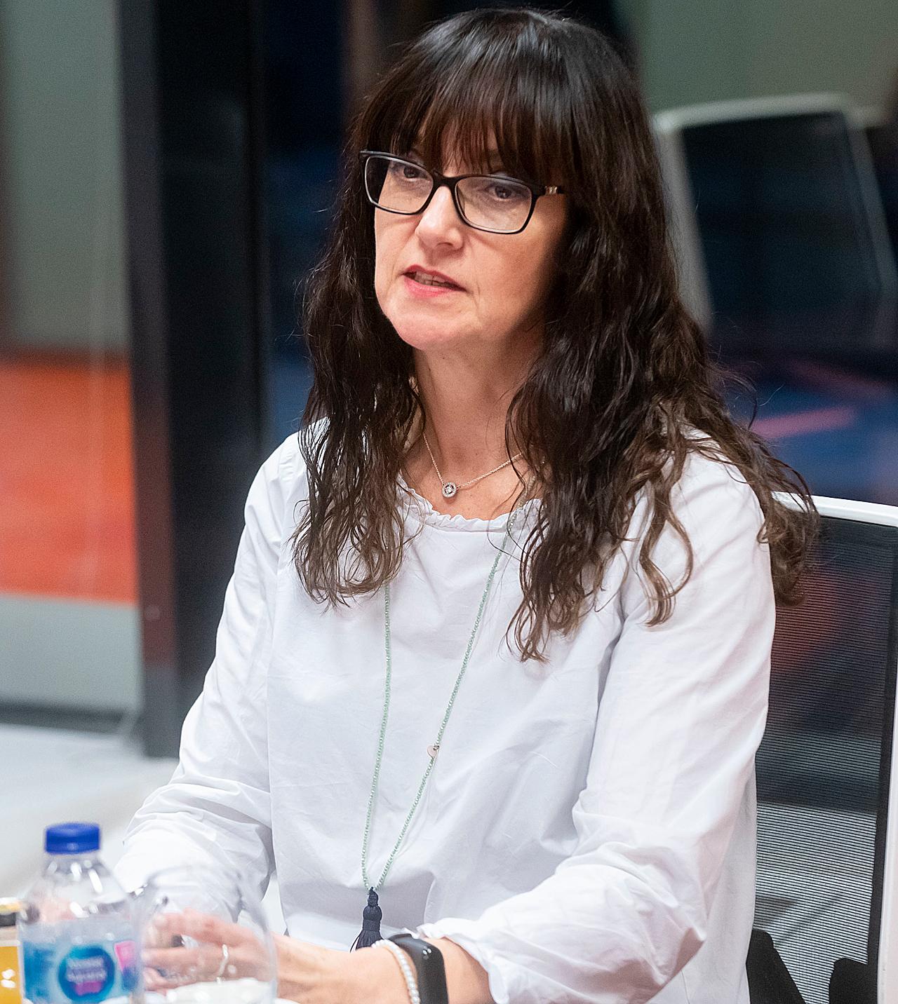 Pilar Aznar, médico de Atención Primaria de SemgAragón