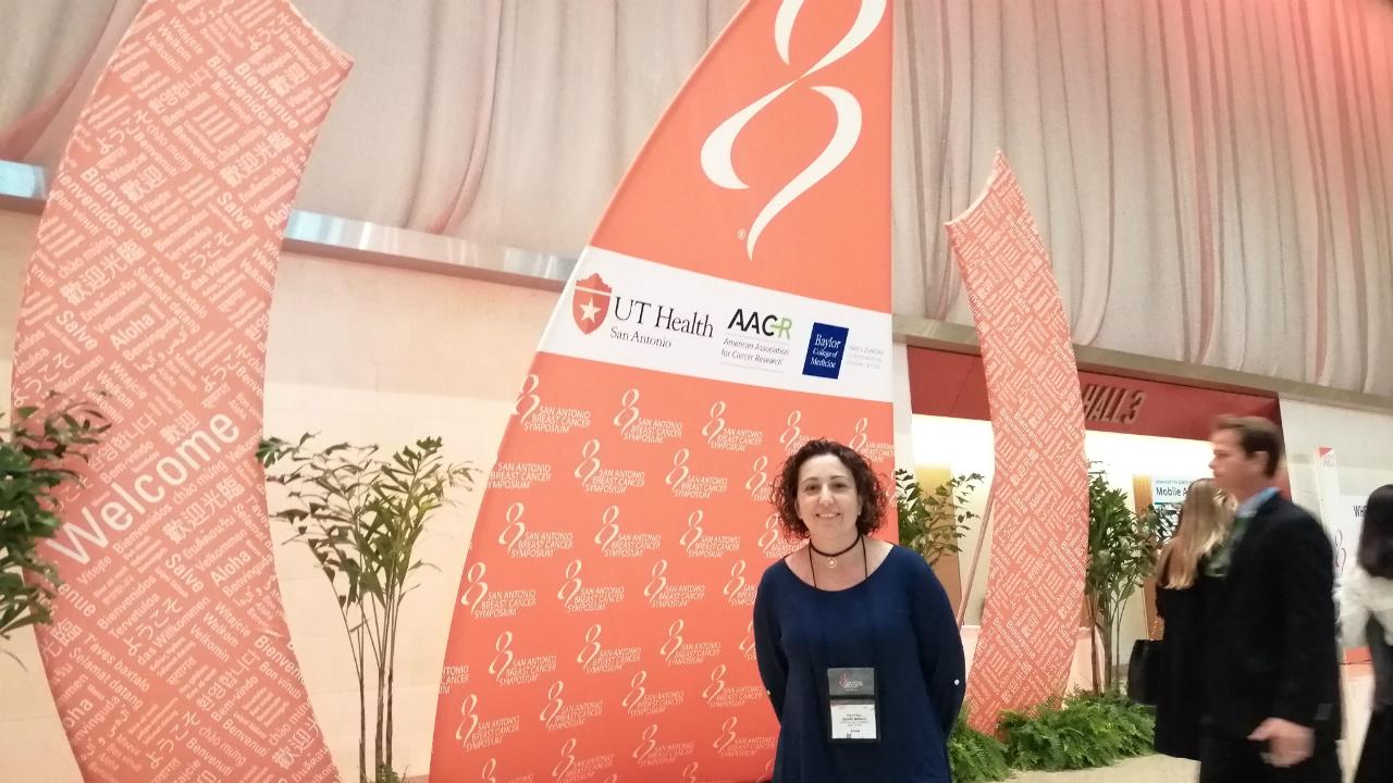 Cristina Saura, jefe de la Unidad de Mama del Servicio de Oncología del Valle de Hebrón, y jefe del grupo de Cáncer de Mama del Instituto de Oncología del Hospital Valle de Hebrón, de Barcelona.