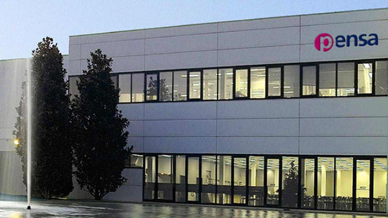 Edificio de Pensa.