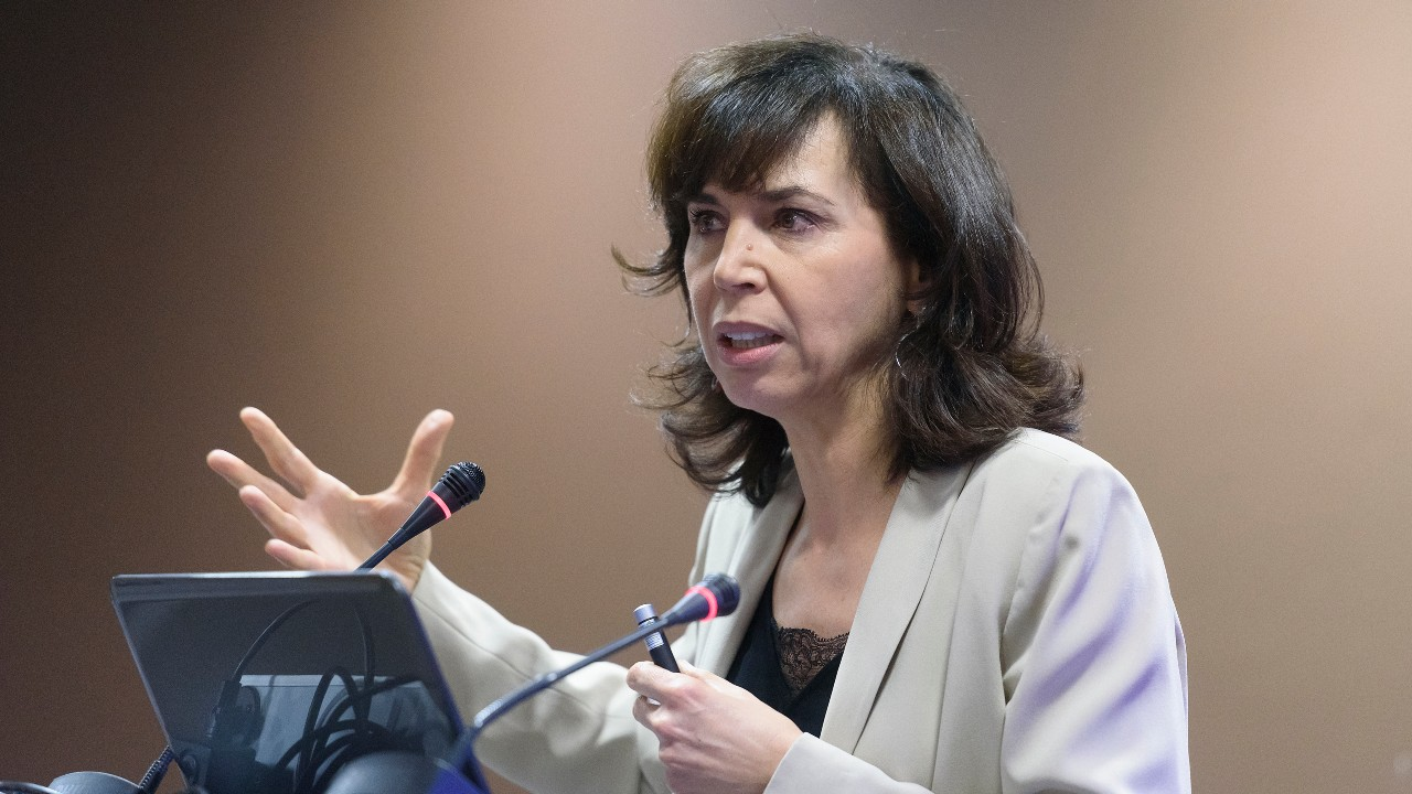 Pilar Garrido, expresidenta del Consejo de Especialidades