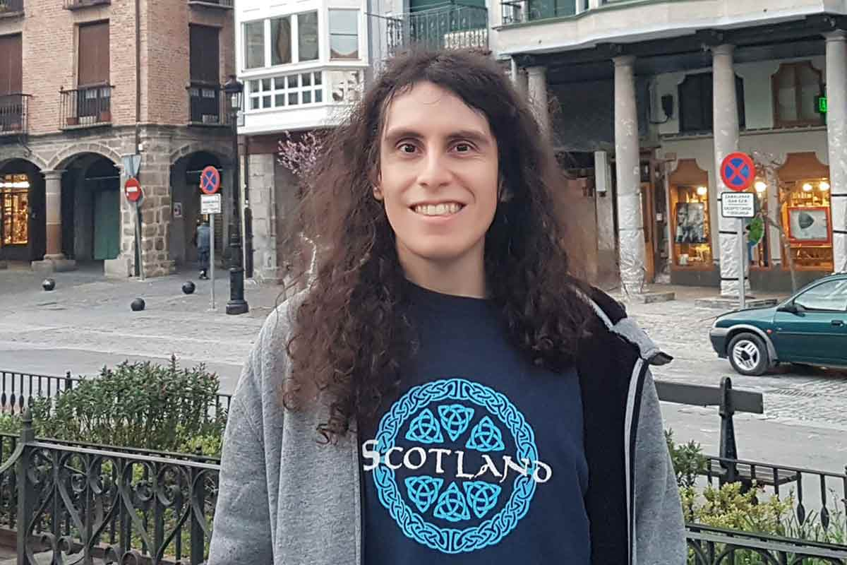 Daniel Virseda, número 1 provisional del examen MIR 2020.