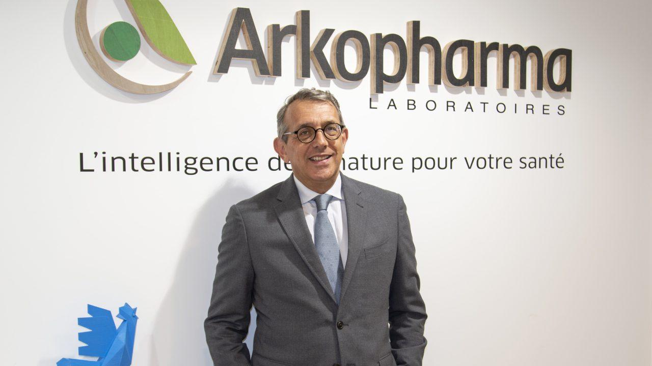 Hugues Witvoet, nuevo presidente de Arkopharma.