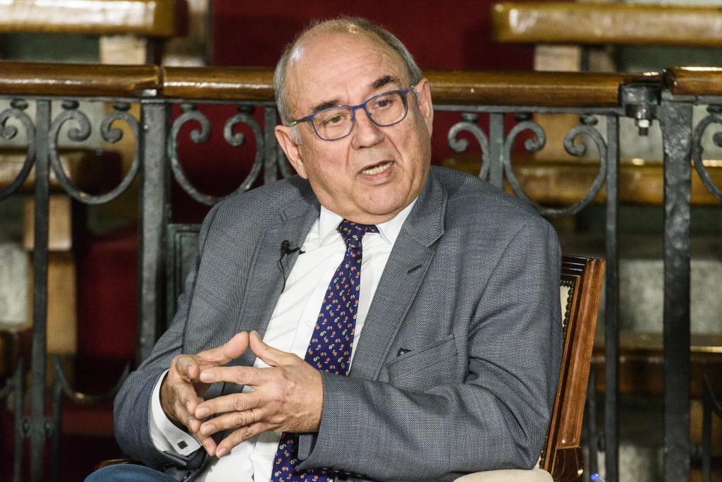 Juan José Rodríguez Sendín, de la Central de Deontología de la OMC.