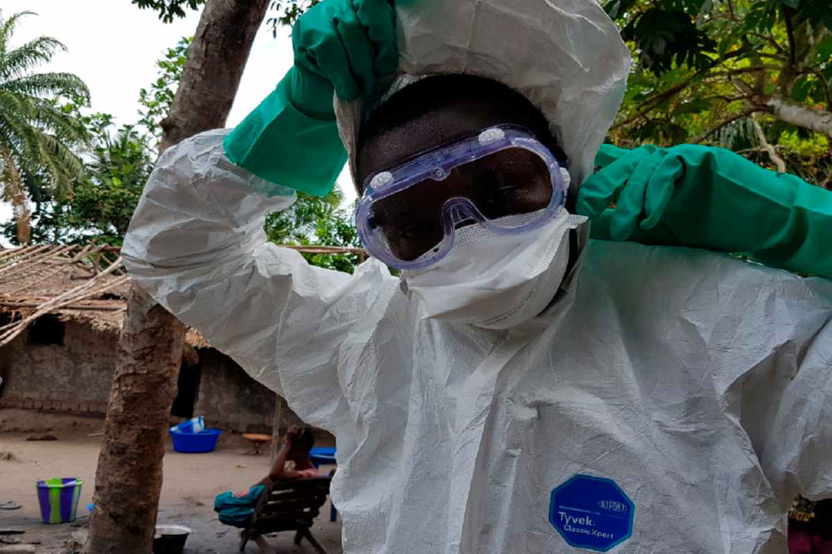 Atención médica en África