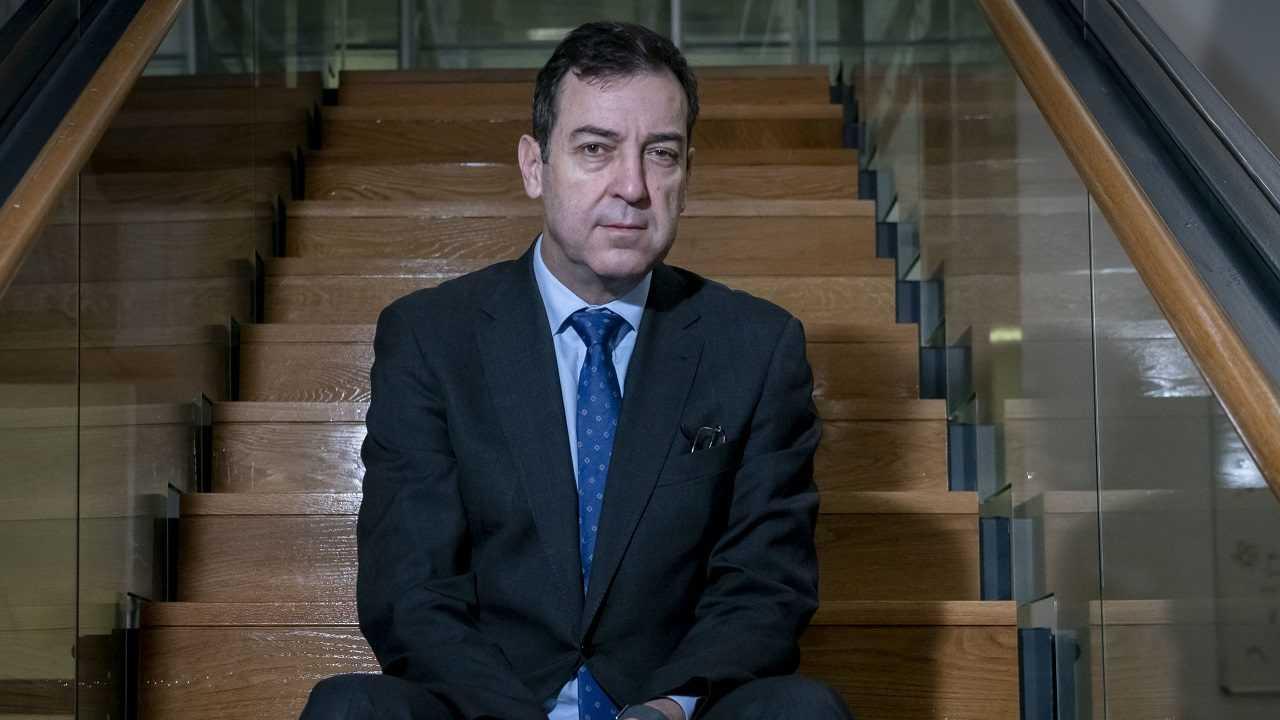Ramón García Sanz. Presidente de la Sociedad Española de Hematología y Hemoterapia