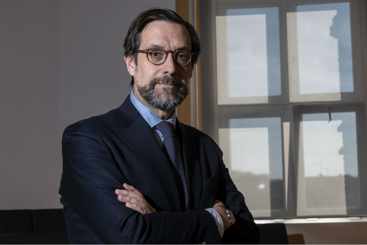 Federico de Montalvo, presidente del Comité de Bioética de España.