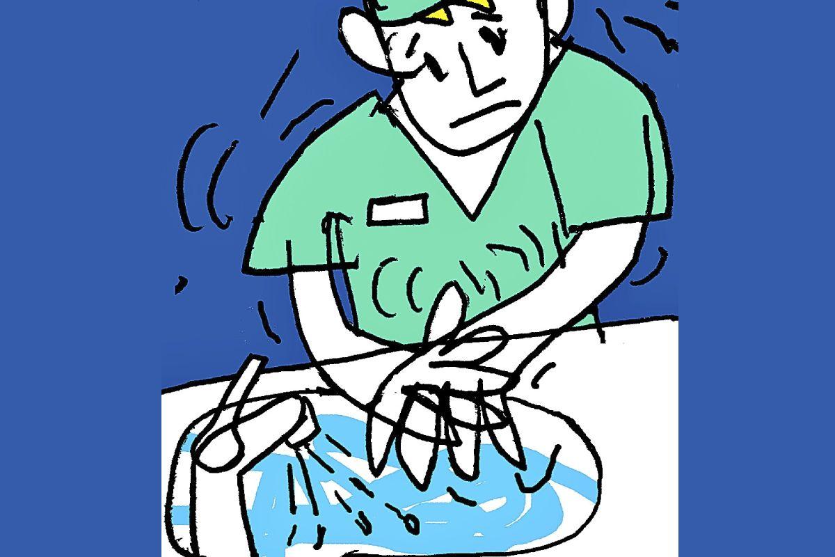 Imagen de lavado de manos