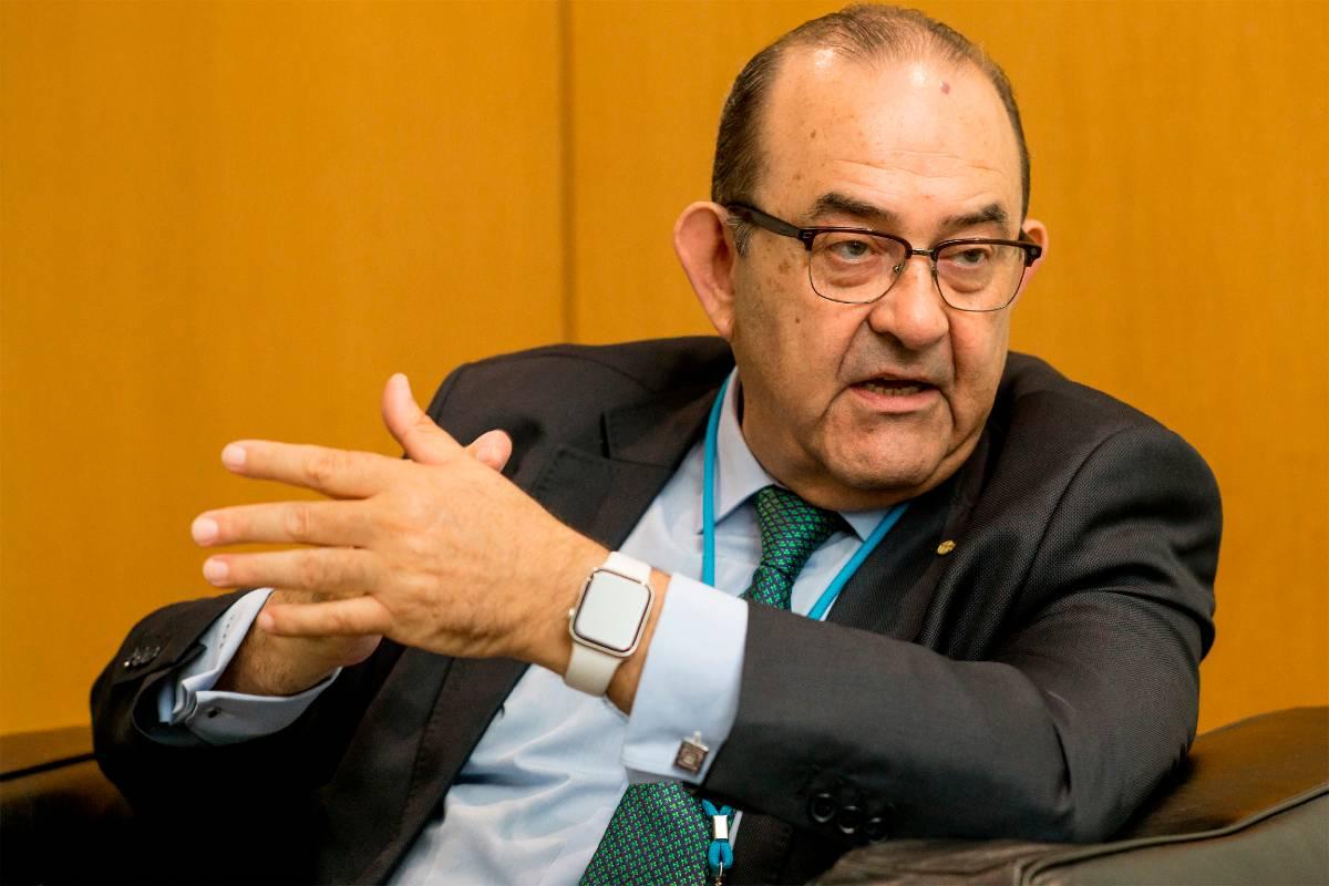 Antonio Fernández-Pro, presidente de la SEMG.
