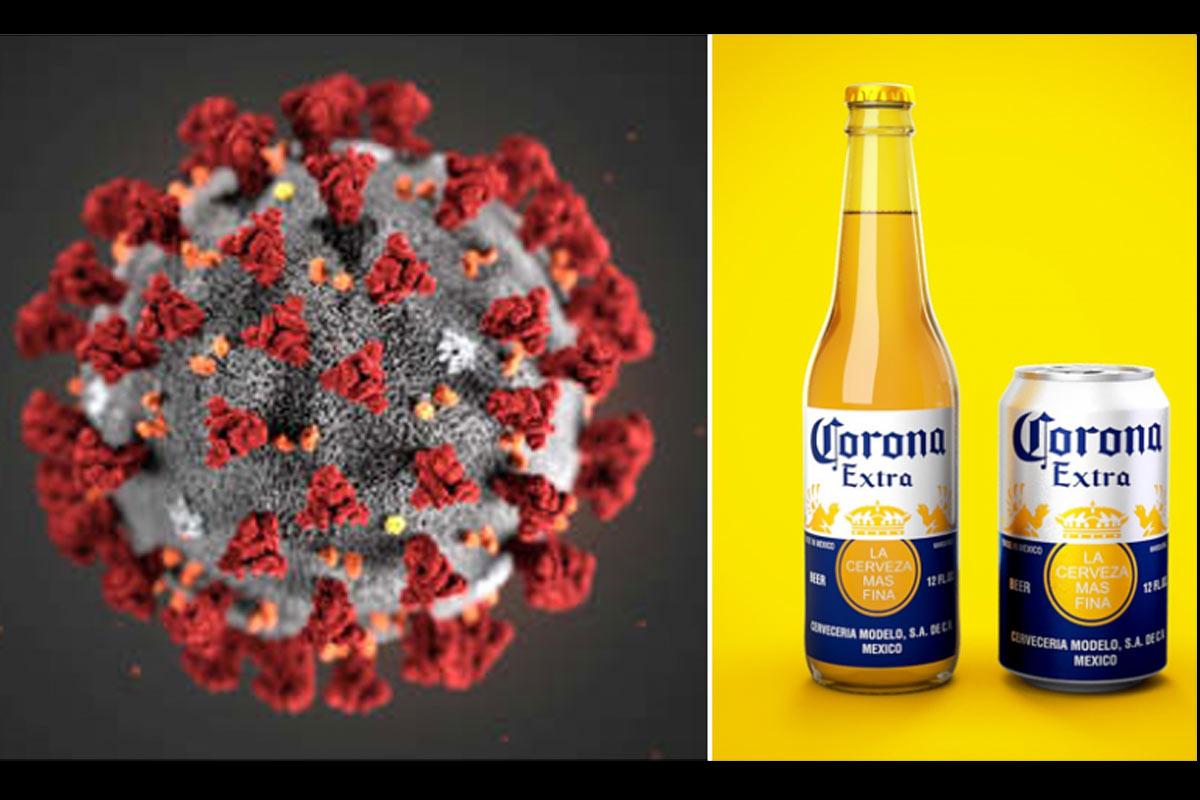 Cuando oyen hablar de coronavirus, muchos extranjeros lo primero que piensan es en cerveza de la marca Corona