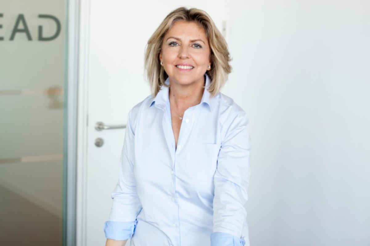 María Río es vicepresidenta y directora general de Gilead Sciences