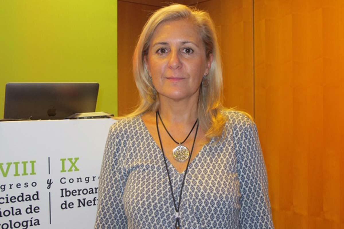 Patricia de Sequera Ortiz, jefedel Servicio de Nefrología del Hospital Universitario Infanta Leonor y presidenta electa de la Sociedad Española de Nefrología