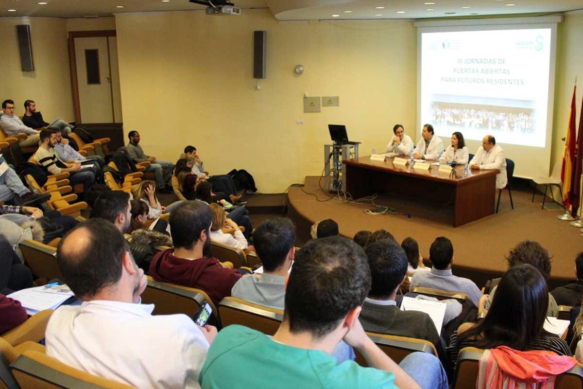 Jornada de puertas abiertas para futuros residentes en Albacete