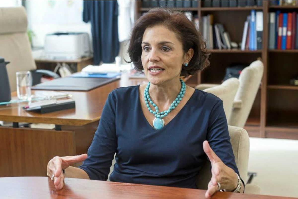 Rosario Cospedal, CEO de Genomica.