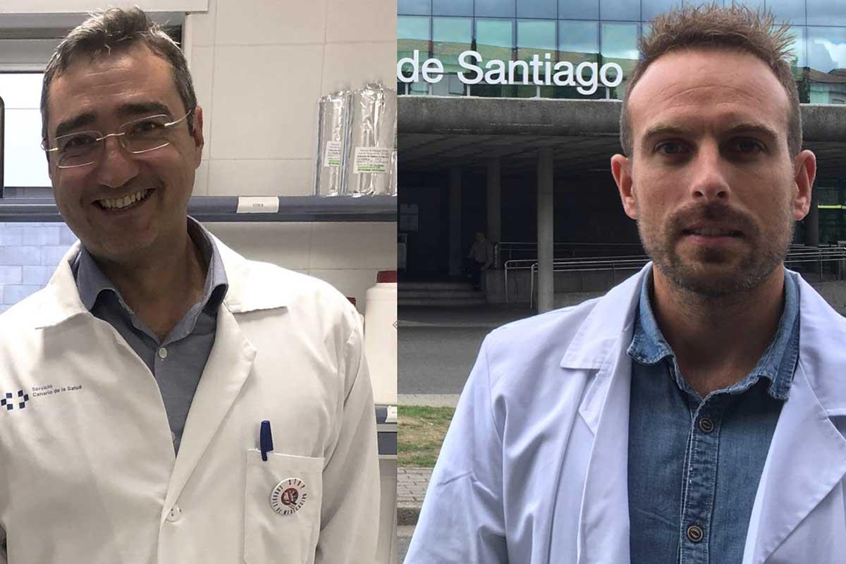 Fernando Gutiérrez y Anxo Fernández.