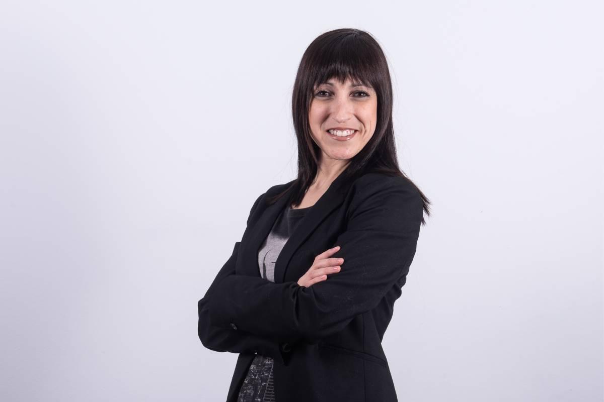 Alicia San José, vocal de la junta directiva de la Seeiuc.
