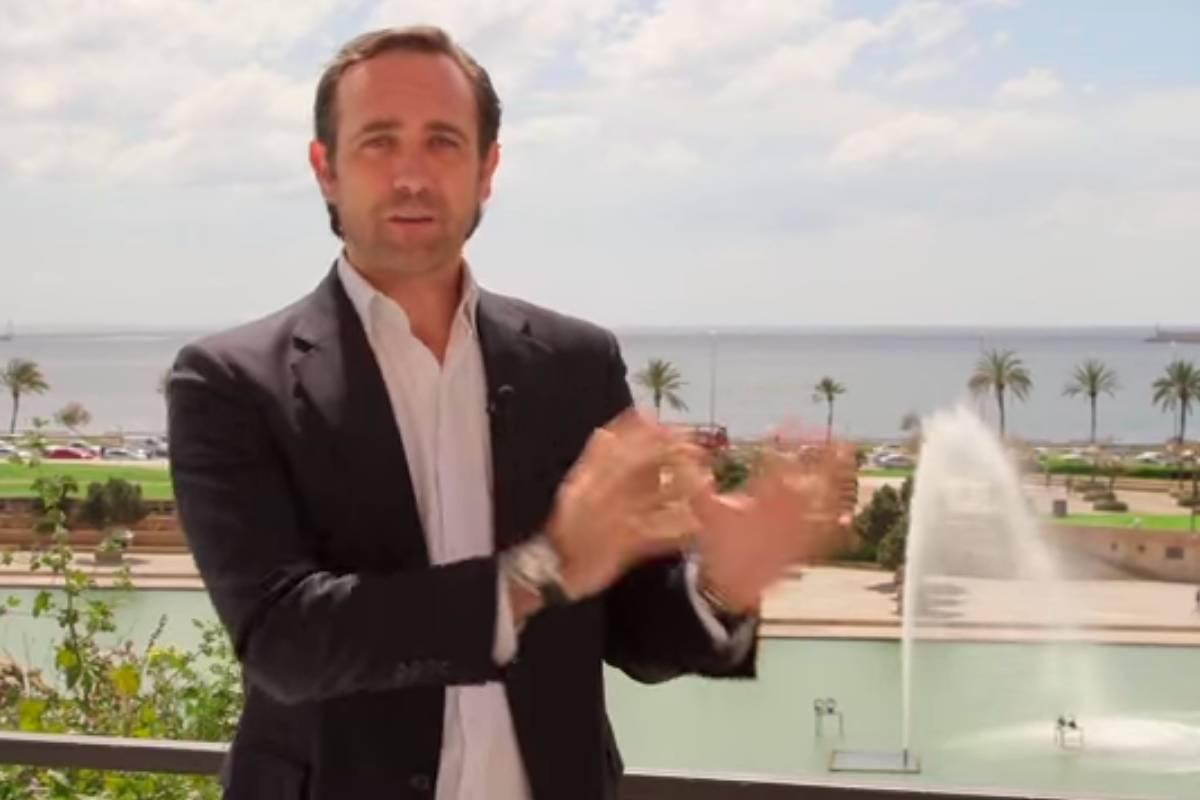 José Ramón Bauzá, farmacéutico, eurodiputado de Ciudadanos y ex presidente del Gobierno de las Islas Baleares.