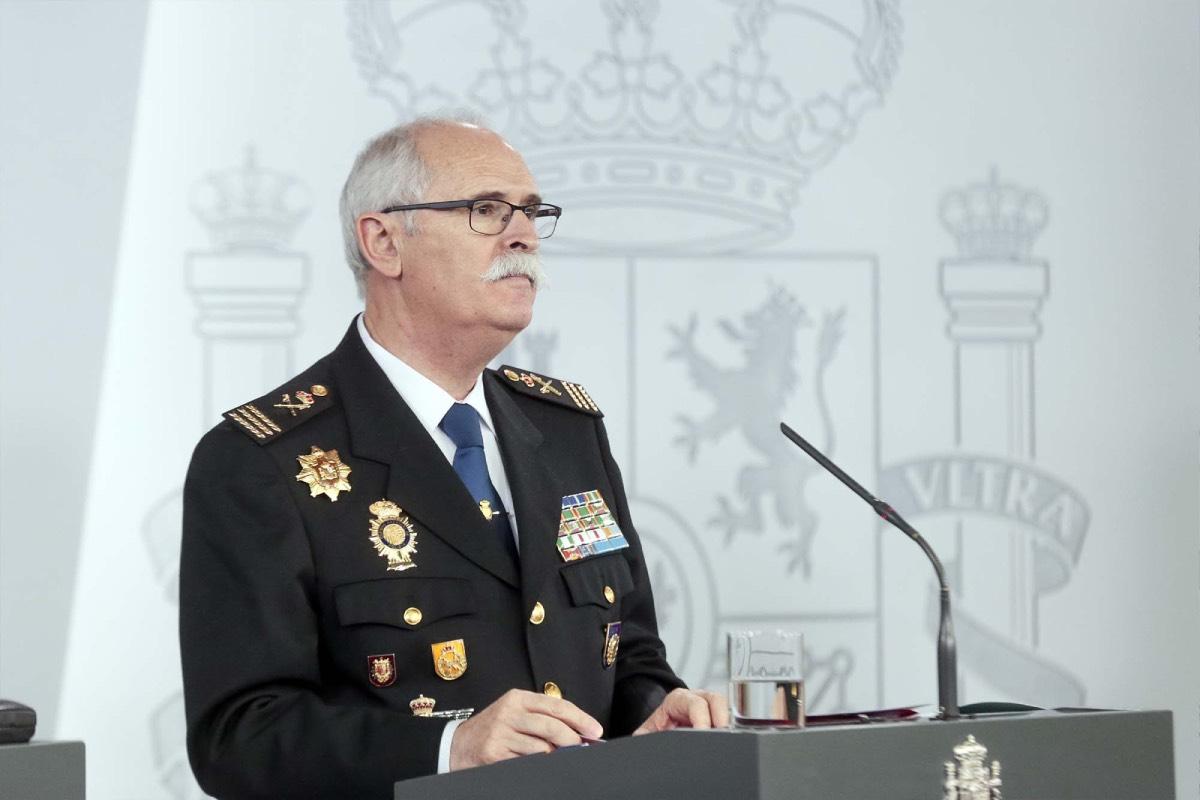 José García Molina, subdirector general de Logística e Innovación de la Policía Nacional