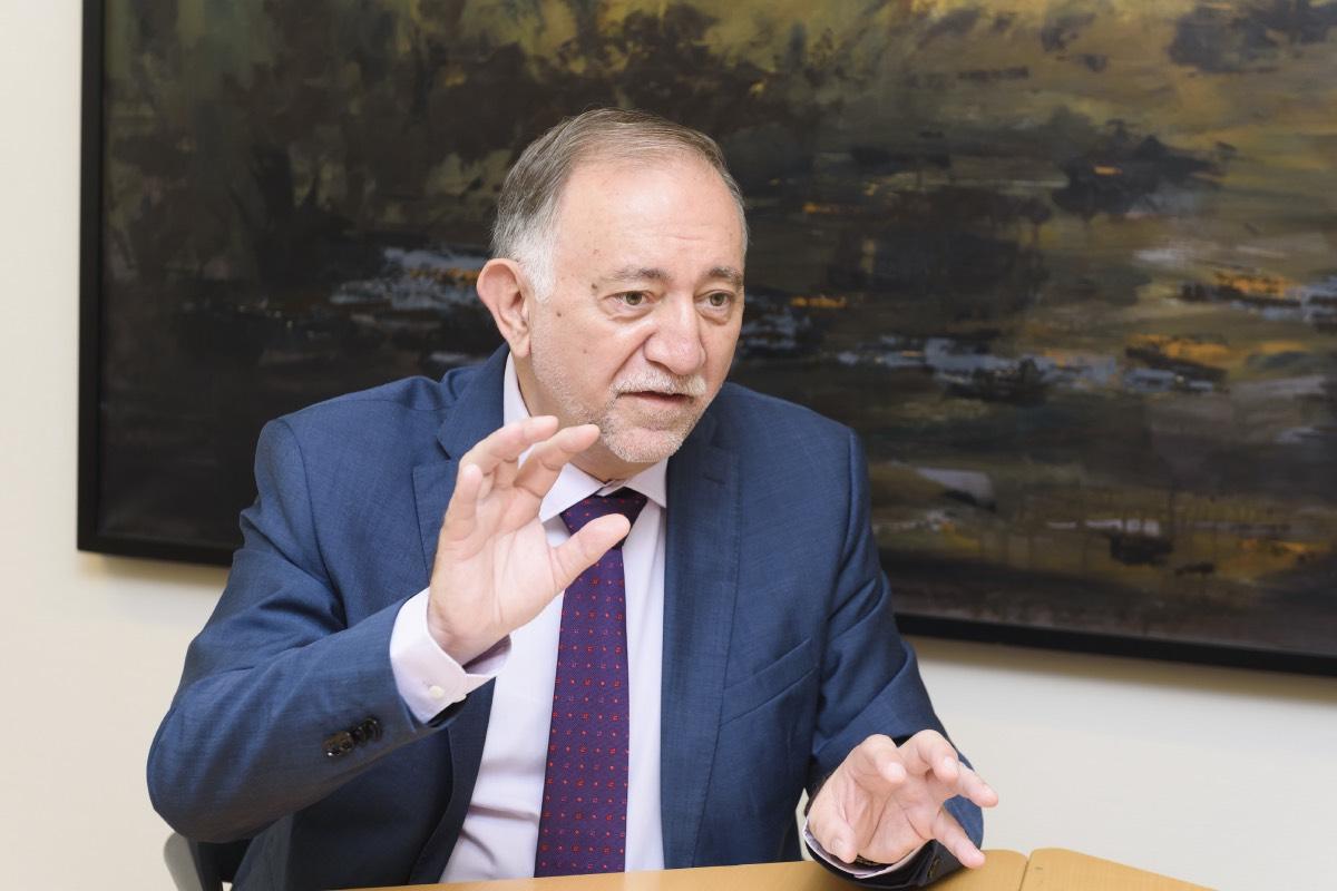 José Ramón Repullo, coordinador del nuevo panel de expertos de la OMC (Diario Médico)
