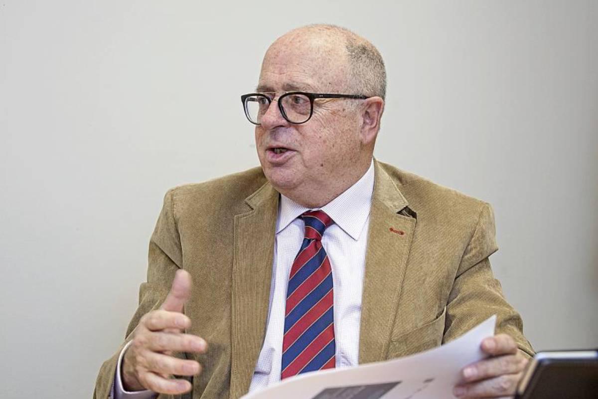 Xavier Gómez-Batiste.