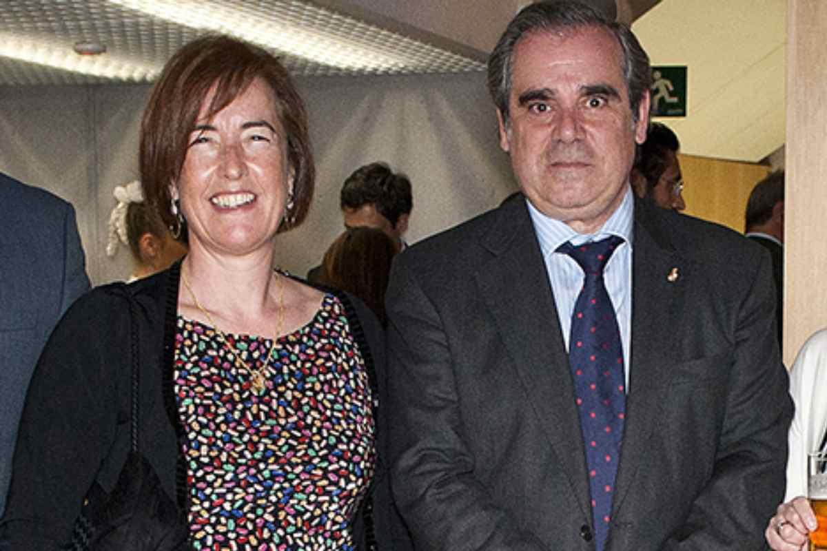 Beatriz de Pascual-Teresa y Jesús Aguilar, en una imagen de archivo.