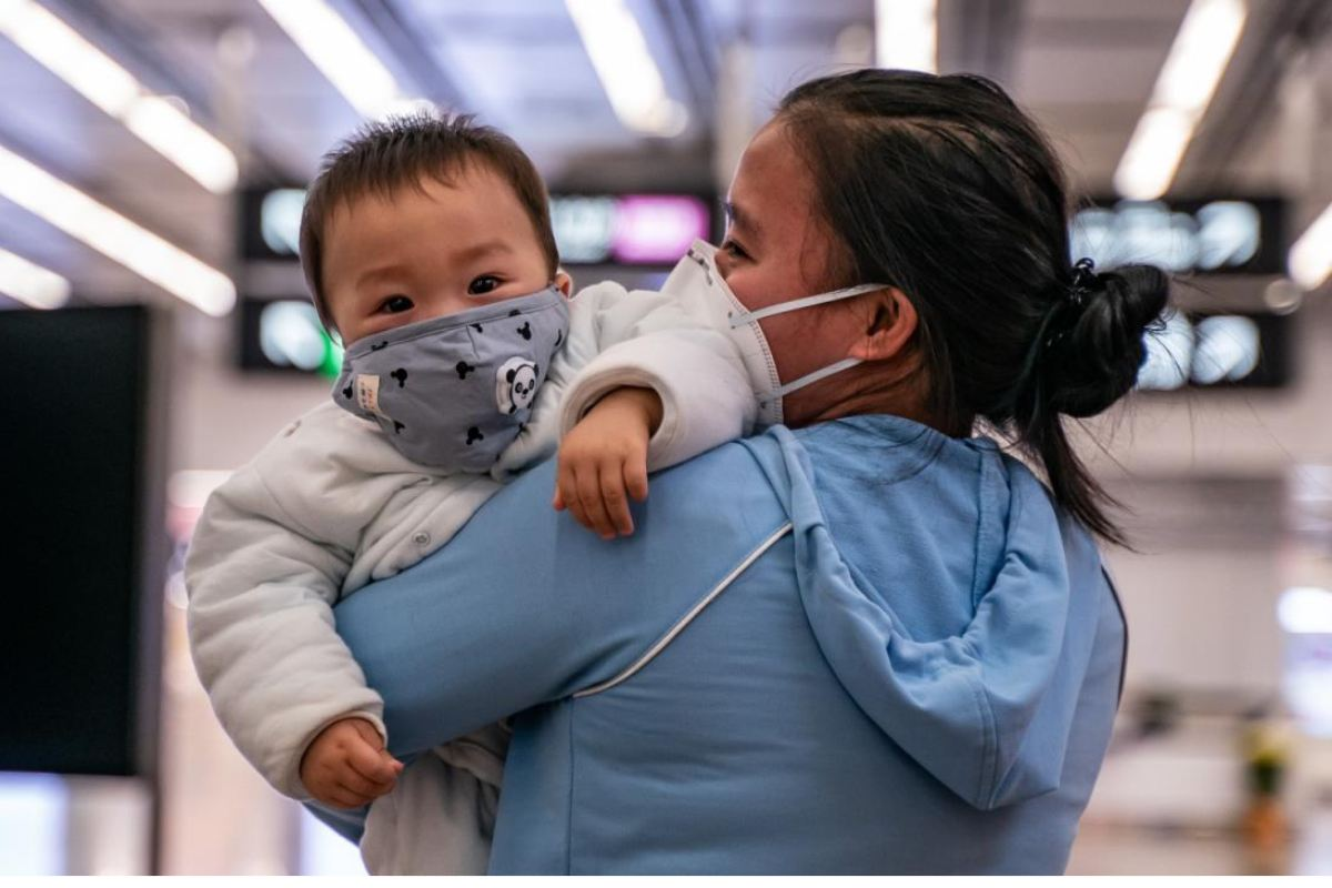 China a confirmado cuatro casos de bebés nacidos con Covid-19