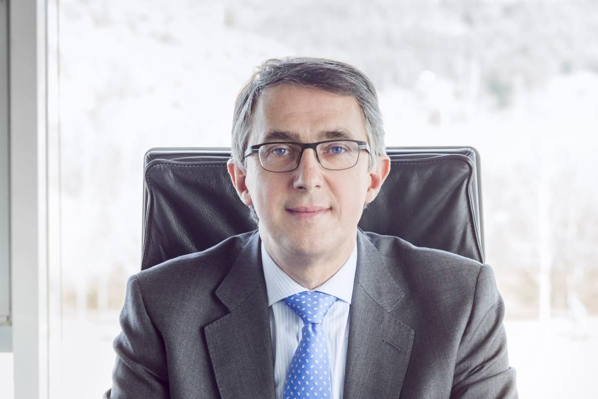 Enrique Ordieres, presidente de Grupo Cinfa.
