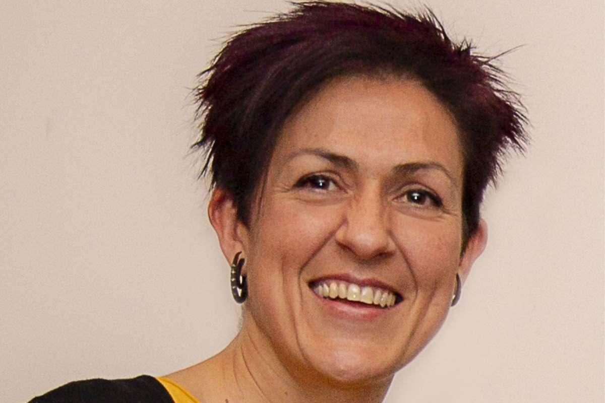 Esther Arnanz, directora técnica del Área de Madrid de la Fundación Alzheimer España