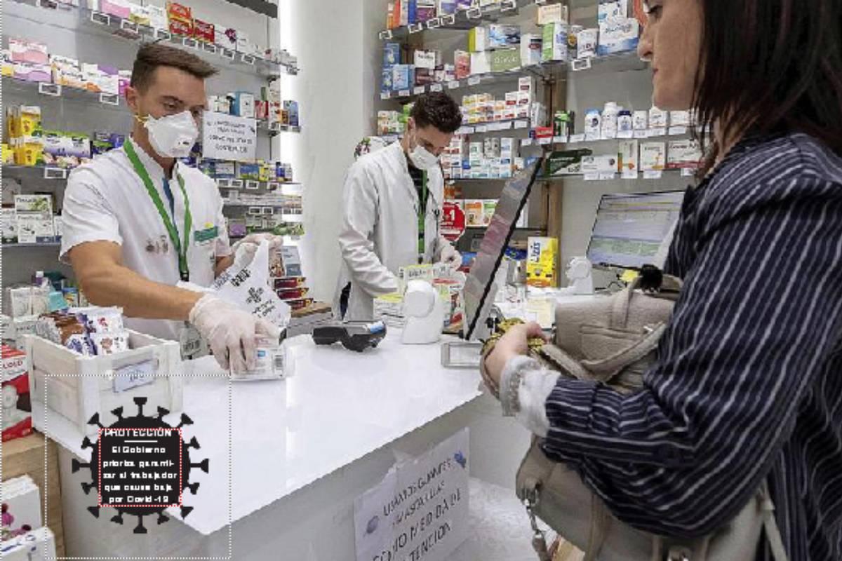 La Covid-19 está arrasando a su paso la manera en que las farmacias gestionan sus recursos humanos.