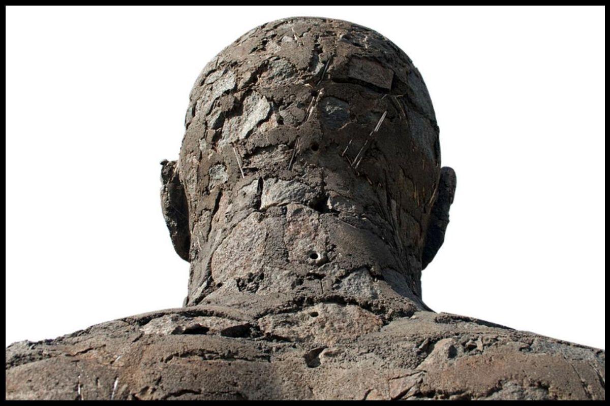 Hombre de piedra