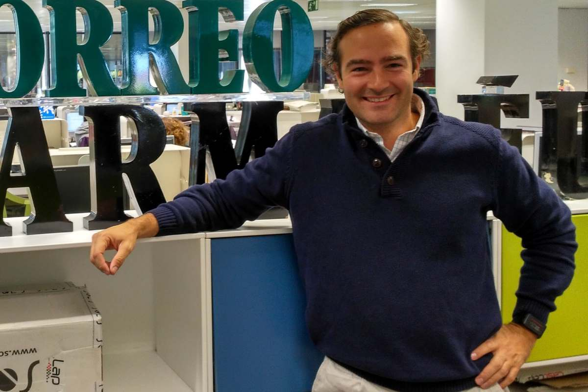 Luis de Palacio, presidente de FEFE.