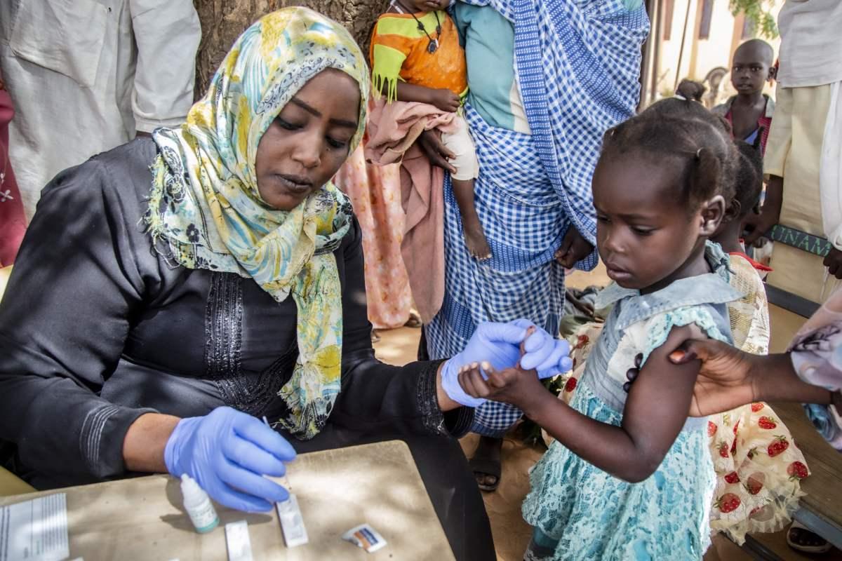 Se siguen diagnosticando unos 200 millones de casos anuales y más de 400.000 muertes por malaria.