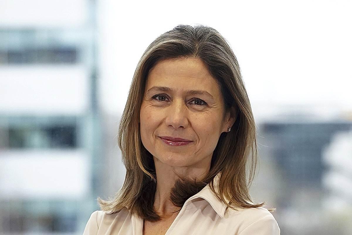 María Jesús Lamas, directora de la Agencia Española de Medicamentos y Productos Sanitarios.