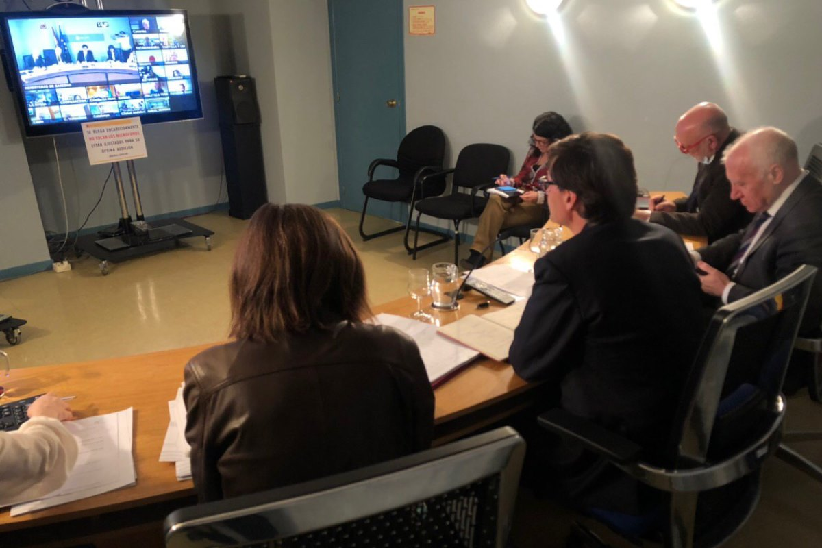 Reunión telemática del ministerio con las CC.AA.