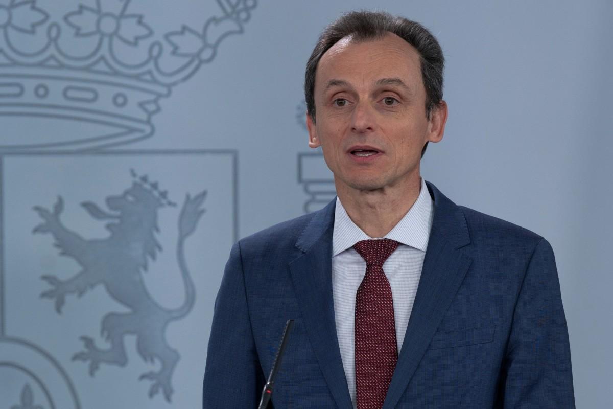 Pedro Duque, ministro de Ciencia.