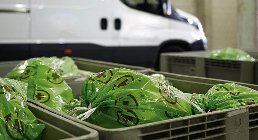 La logística inversa, pilar en la gestión de los residuos de medicamentos durante la emergencia sanitaria