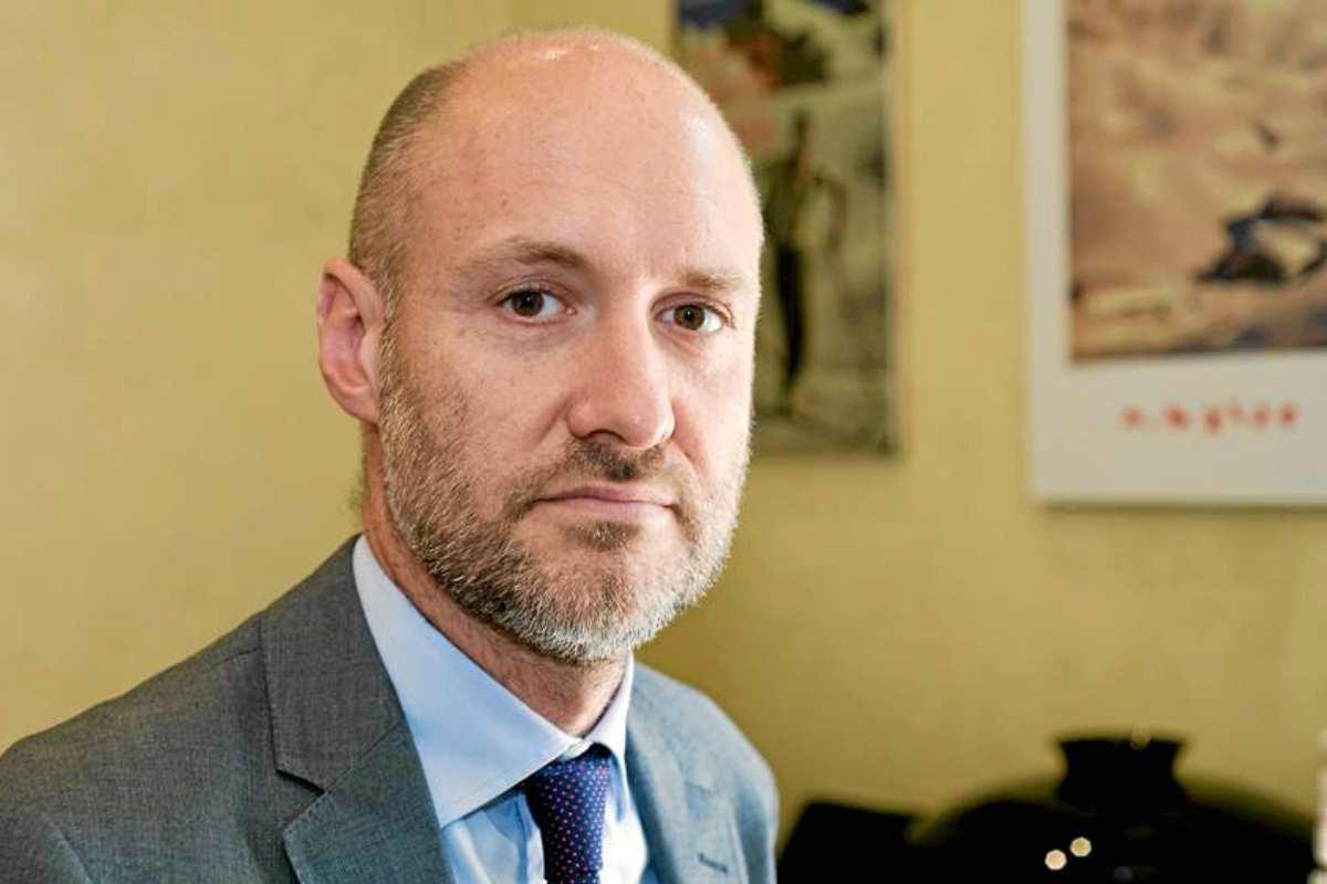 Sergi Aulinas, director general de Gebro Pharma.