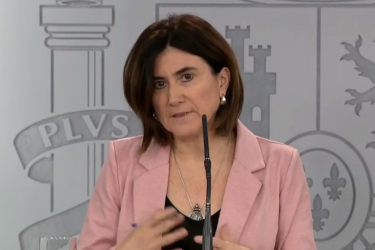 María José Sierra, la jefa de Área delCentro de Alertas y Emergencias Sanitarias