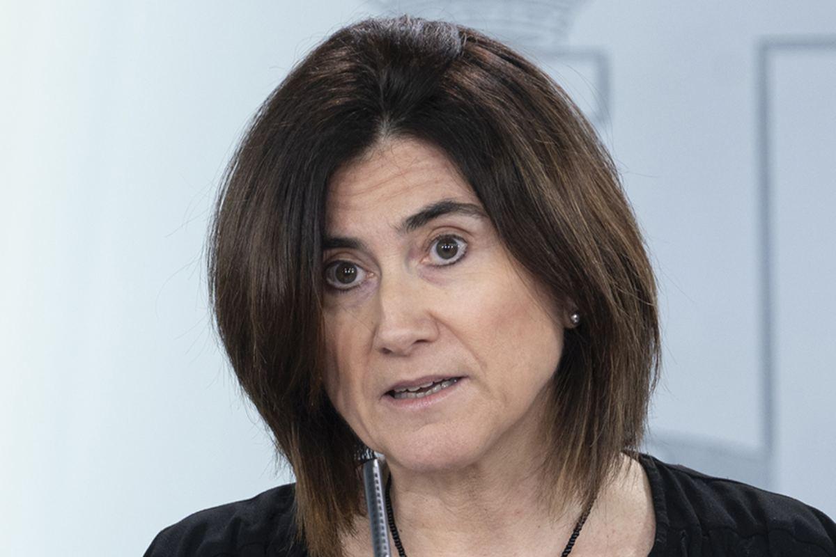 María José Sierra, jefa de Área del Centro de Coordinación de Alertas y Emergencias Sanitarias del Ministerio de Sanidad.