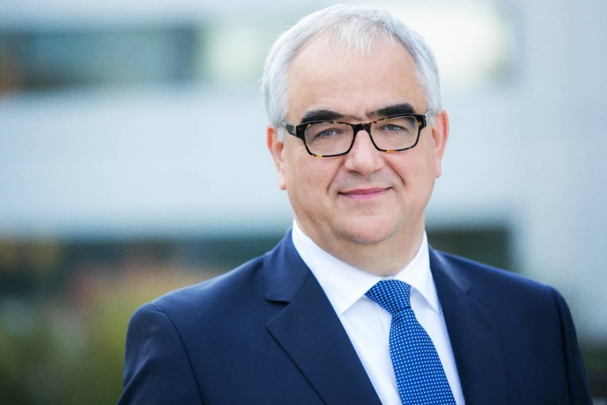 Paul Stoffels, co-vicepresidente del Comité Ejecutivo y director científico de Johnson&Johnson.