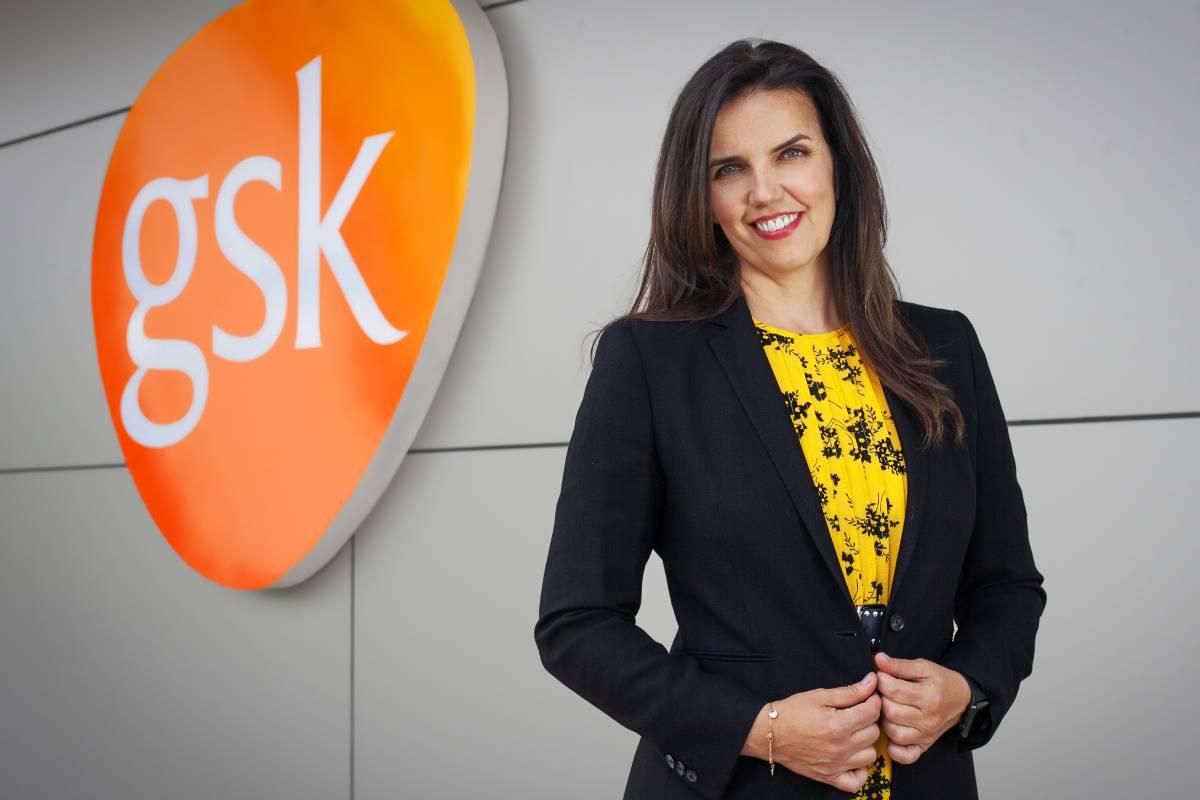 Sylwia Piankowska, directora general de GSK Consumer Healthcare Iberia.