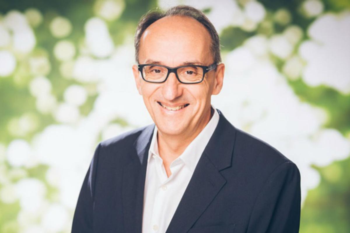Jean-Christophe Tellier, consejero delegado de UCB.